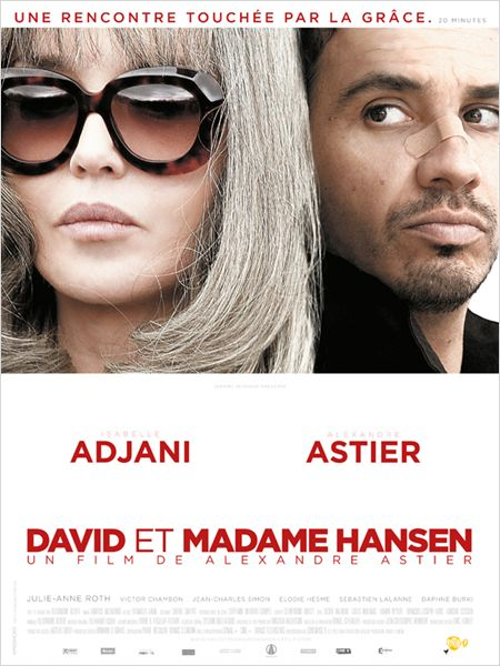 Affiche David et Mme Hansen