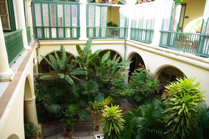 Conde de villanueva, La Havane